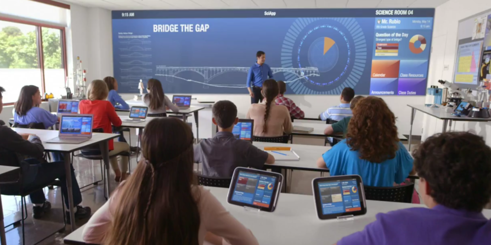 The Future of EdTech is the Integrated Tech Environment